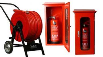 Özalev Yangın Söndürme ve Güvenlik Sistemleri